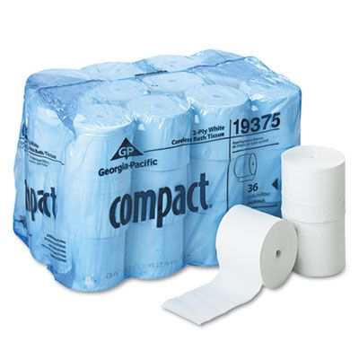 Toilet Tissue Coreless 2PLY  36/1 cs